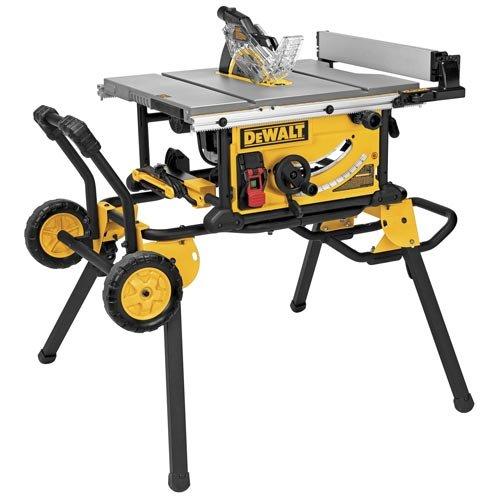 DEWALT DWE7491RS Jobsite Table Saw