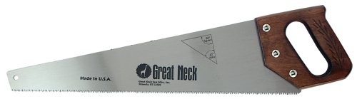 Great Neck SS208 20-Inch Aggressive Tooth Hand Saws
