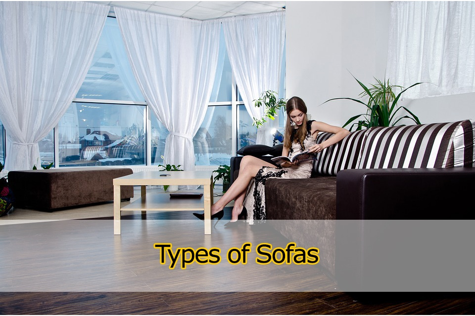 Types of Sofas