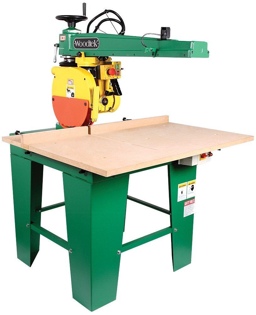 Woodtek 148256, Machinery, Radial Arm Saws