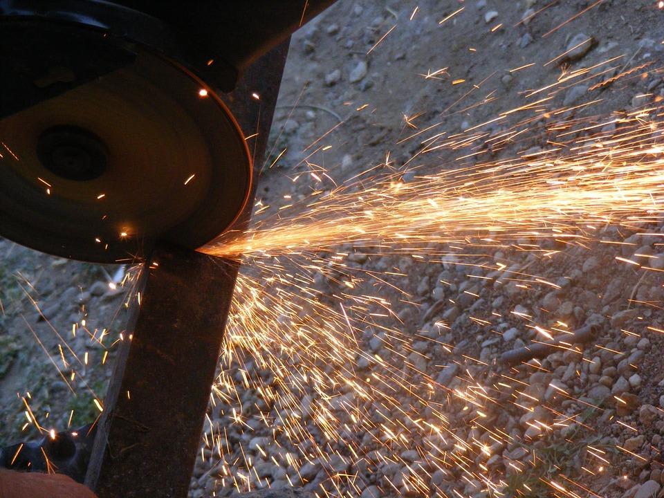 Abrasive Blades Spark