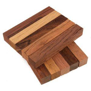 Legacy Woodturning, Dalbergia Wooden Pen Blank