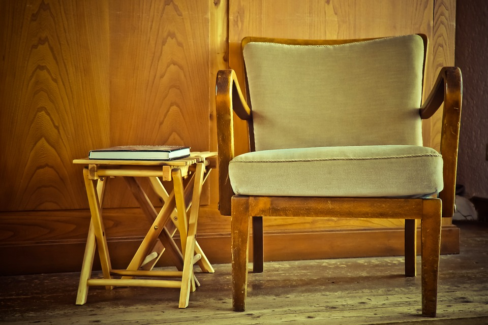 Wooden Chair Designs for Living Room - Flik & Company