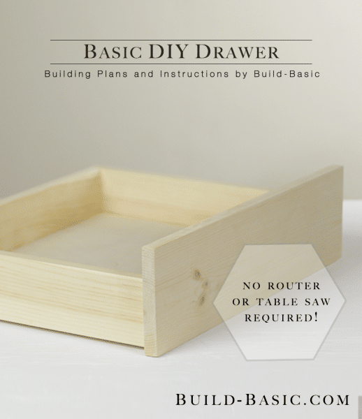 Basic DIY Drawer