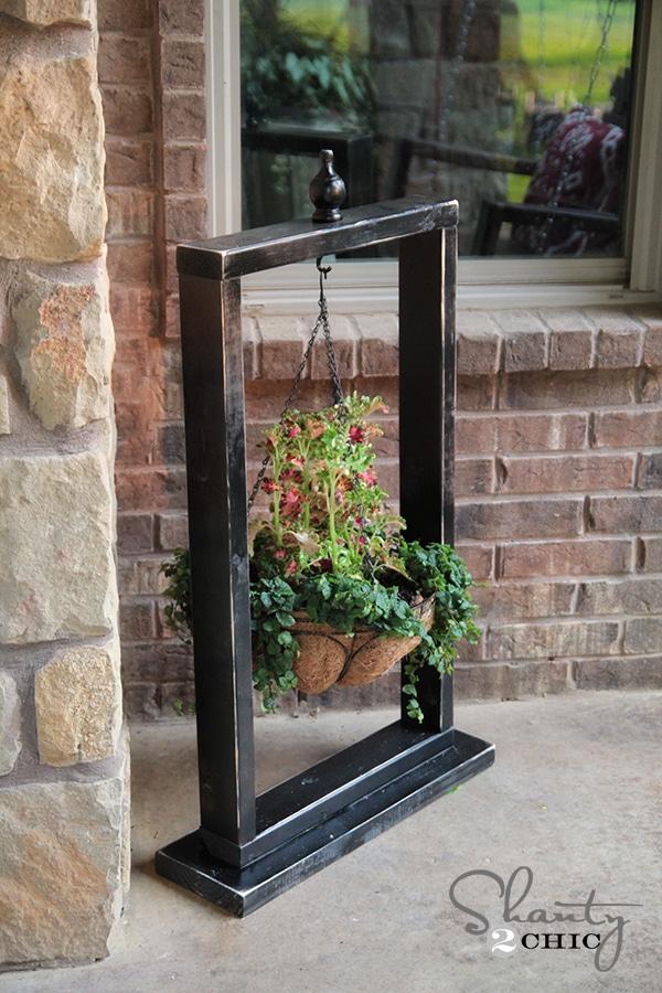 Hanging Basket Frame