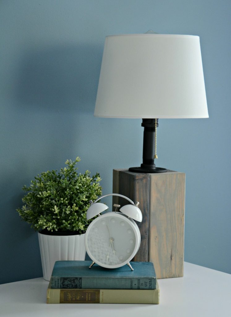 Wooden Custom Lamp