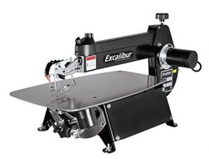 Excalibur Scroll Saw