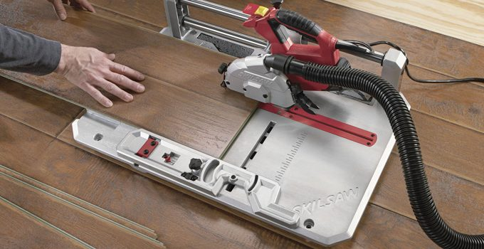 Best Laminate Floor Cutter Featured