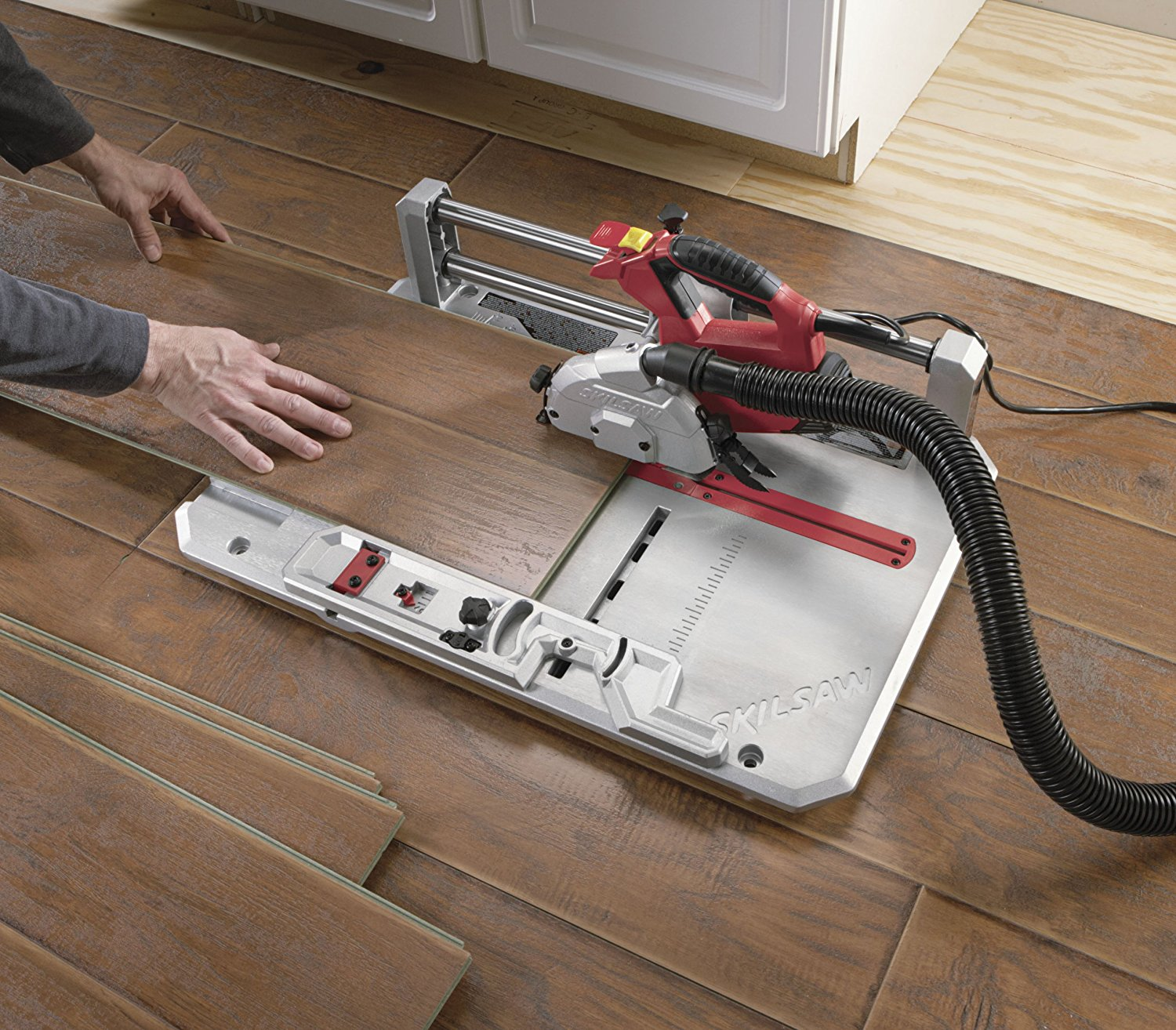 7 Best Laminate Floor Cutters That Cut Laminates Quickly And Easily