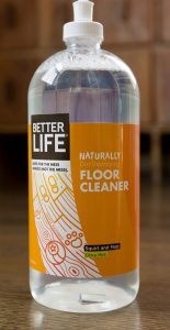 Better Life Natural Plant Based Best Hardwood Floor Cleaner