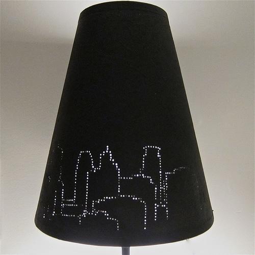 City Lights Lampshade