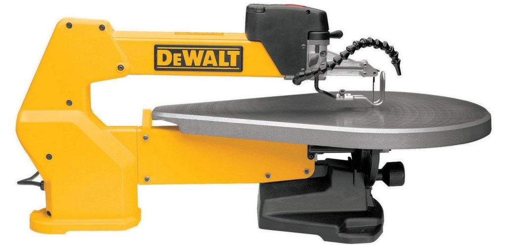 DEWALT DW788 Variable-Speed Scroll Saw