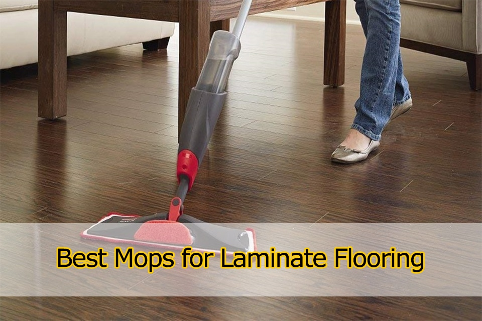 10 Best Mops For Laminate Floors To