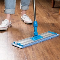 Microfiber Wholesale Professional Microfiber Mop Stainless Steel Handle