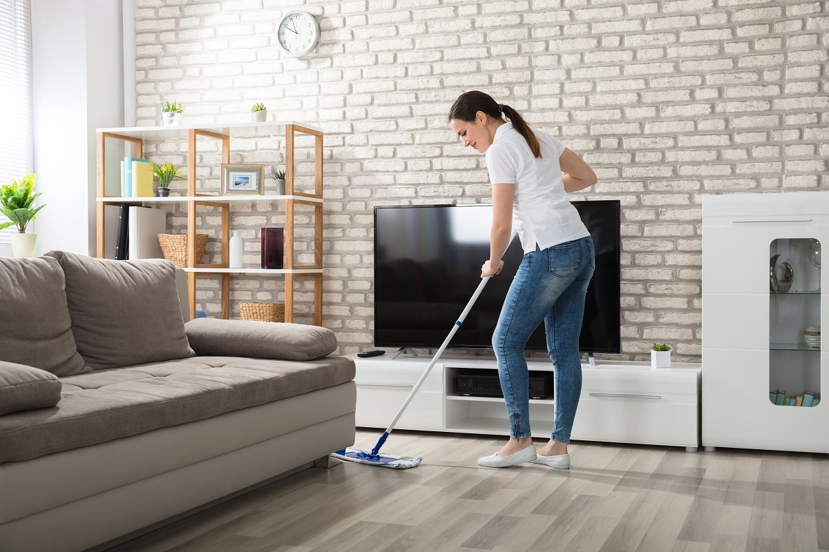 10 Best Mops For Cleaning Hardwood Floors In 2019 A