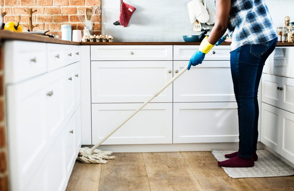 Mop Types for Hardwood Floor