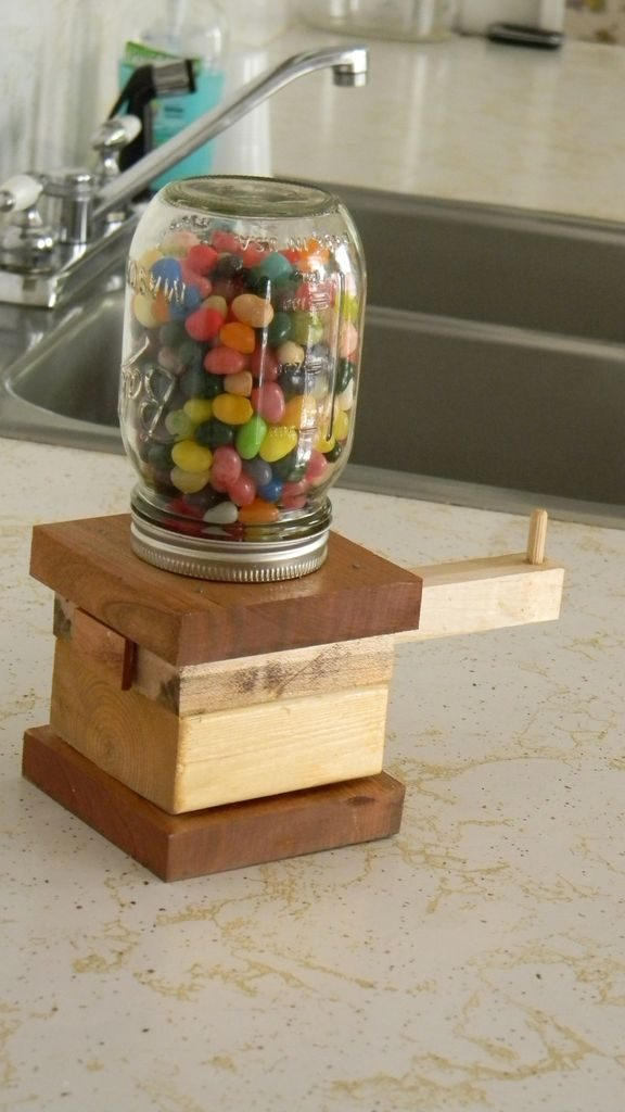 Awesomest Jelly Bean Dispenser