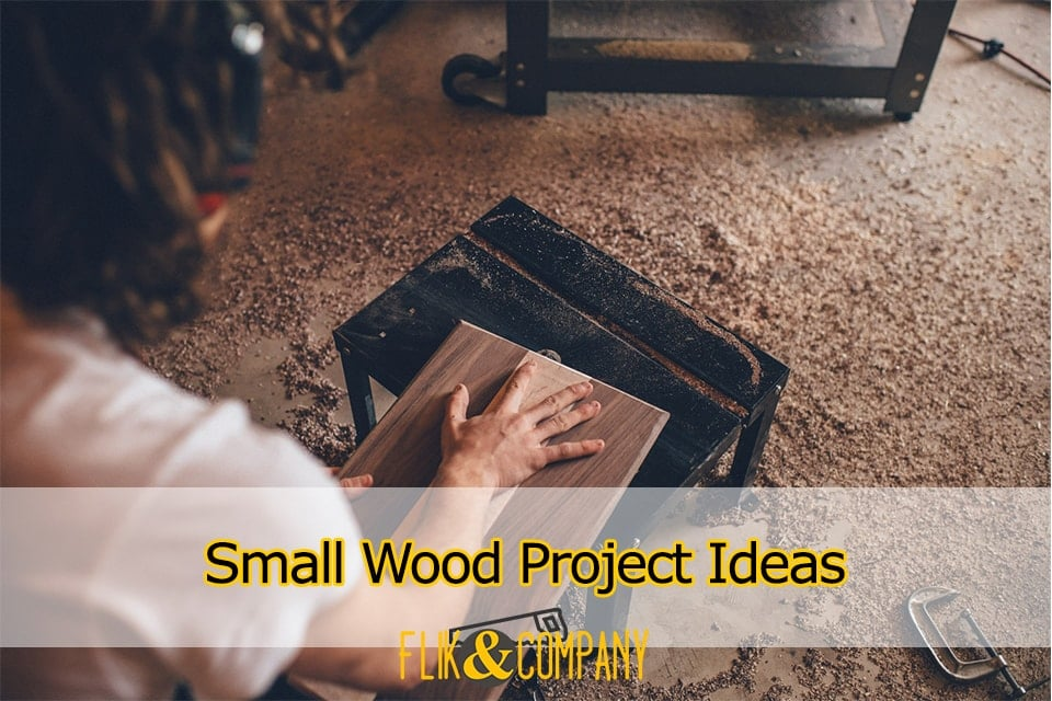 Small Wood Projects