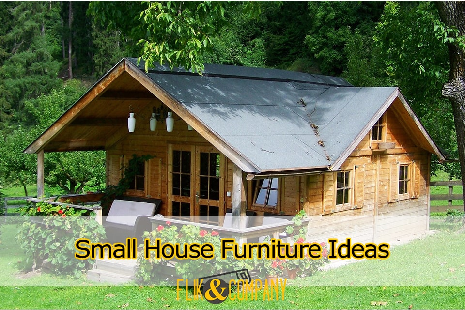 Tiny house furniture ideas