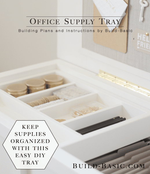 handy office supply tray