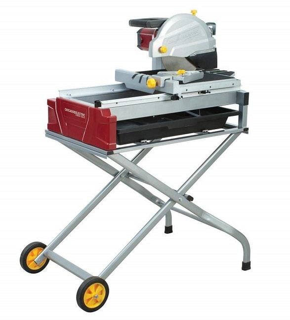 Chicago Pneumatics Industrial Tile Saw Stand