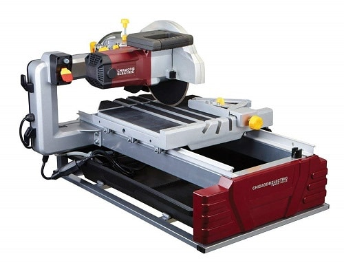 Chicago Pneumatics Industrial Tile Saw