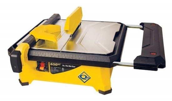 QEP 22650Q 650XT 3-4 HP 120-volt Tile Saw for Wet Cutting of Ceramic and Porcelain Tile