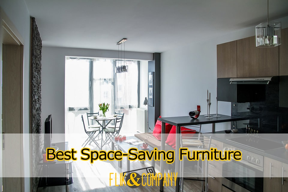 Space-saving furniture