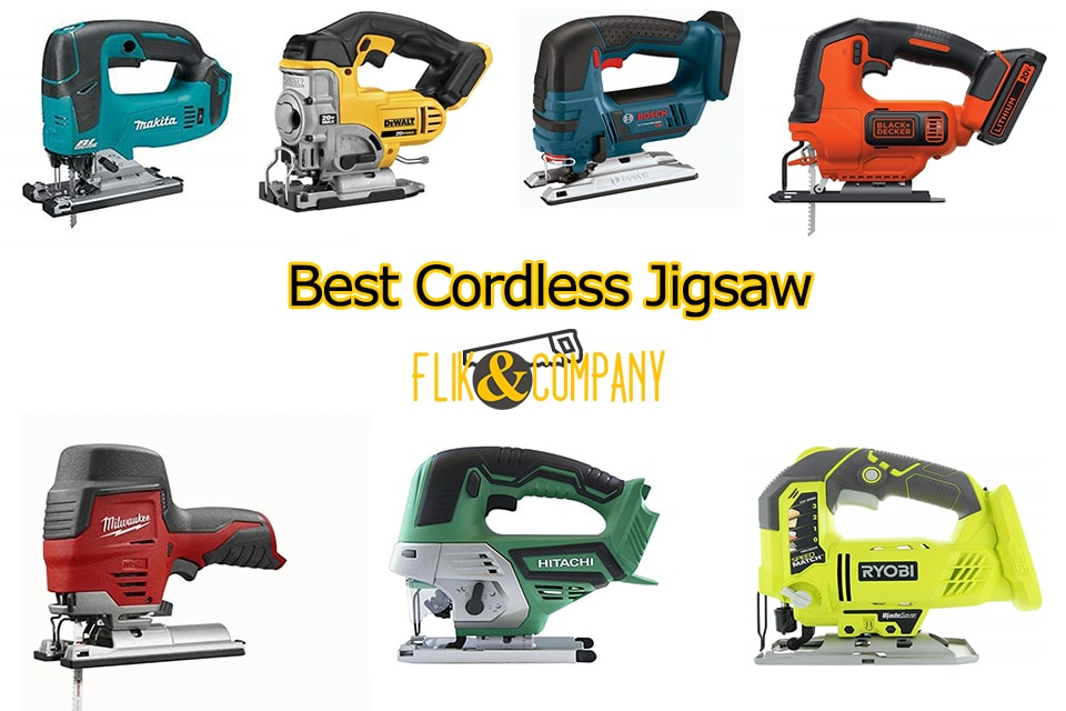 Best Battery-Powered Cordless Jigsaw
