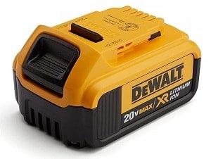DEWALT 20V MAX Battery, Premium 4.0Ah (DCB204)