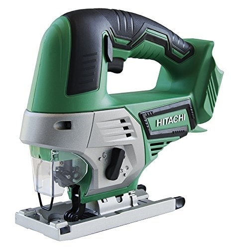 Hitachi Lightweight Li-Ion Cordless Jigsaw 3 Settings with LED Light Bare Unit