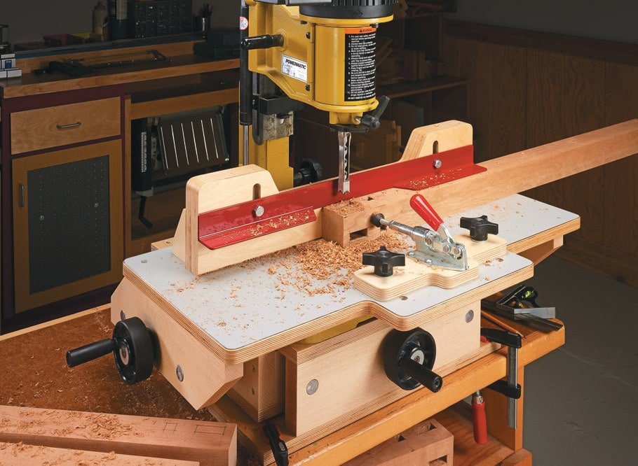 Magnificent The 7 Best Mortising Machines That Can Drill Holes In Wood Caraccident5 Cool Chair Designs And Ideas Caraccident5Info