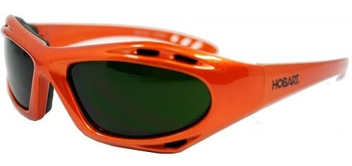 Hobart 770727 Shade 5 Lens Safety Glasses