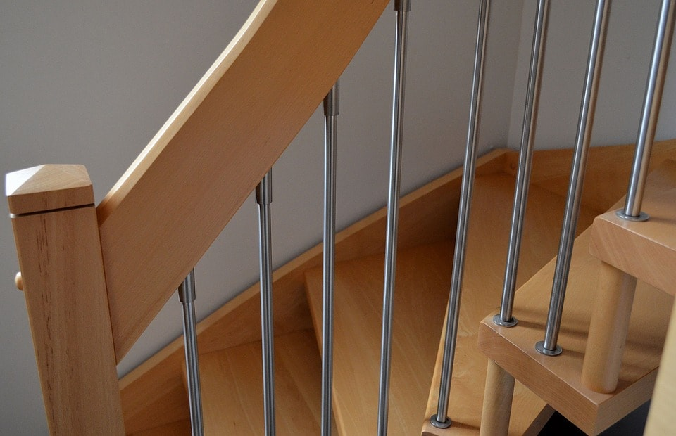 Wood Joinery Stairs
