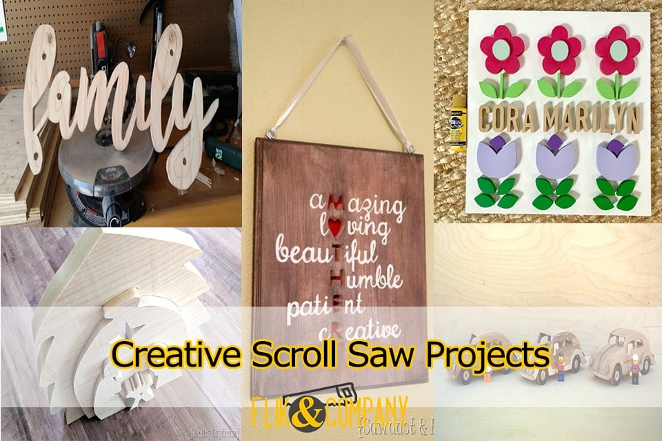 40 Creative Scroll Saw Projects For Newbies And Pros Free Patterns