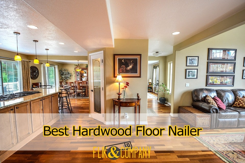 Hardwood Floor Nailer