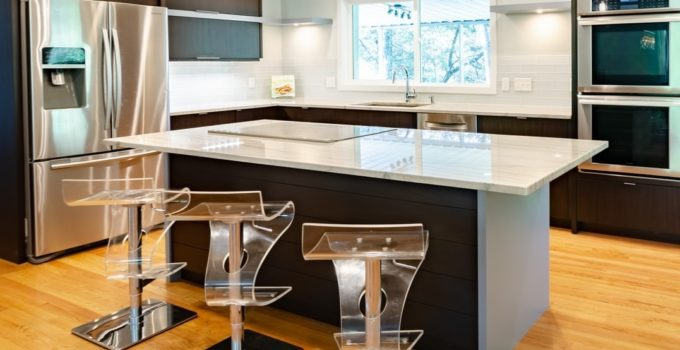Unique Bar Stools Cool Addition to Kitchen Feat