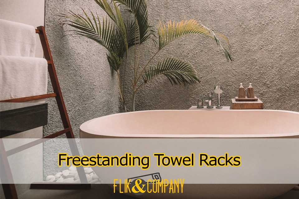 Freestanding Towel Racks