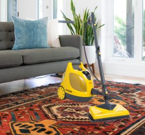 Best steam cleaner for carpet featured