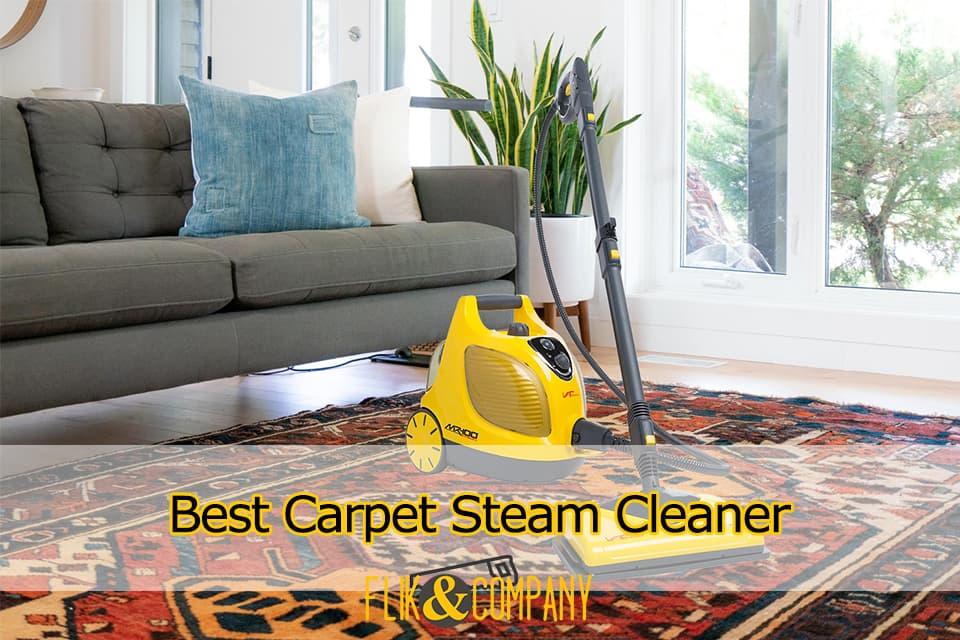 Best steam cleaner for carpet