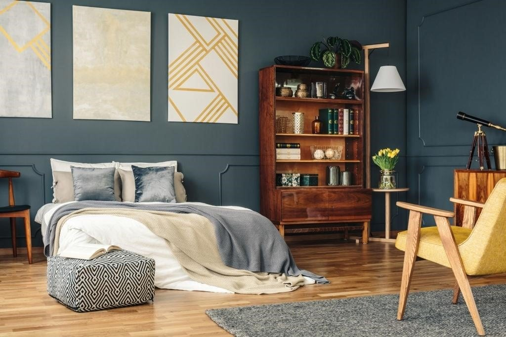 Synchronize Color of Bed with Other Furniture Items